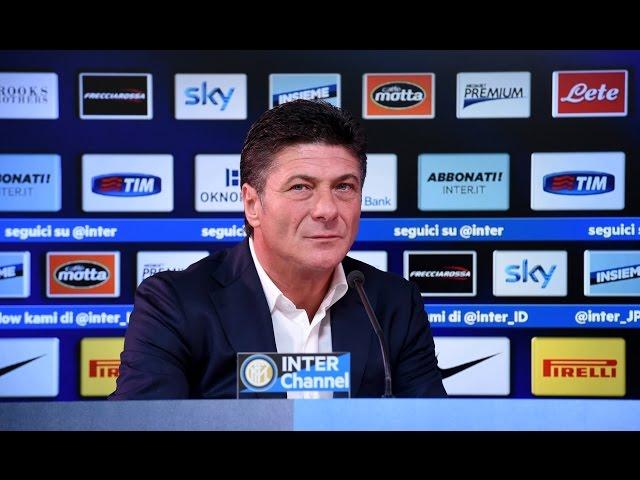 Live! Diretta conferenza stampa Mazzarri prima di Parma-Inter 31.10.2014 12:30