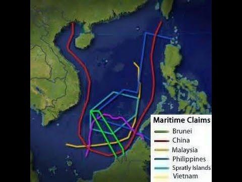 Phillipines / China fight over UN Arbitration case involving South China Sea Dispute