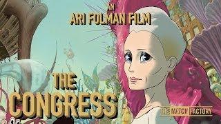 THE CONGRESS by Ari Folman - Official Trailer HD