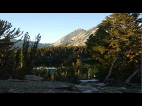 Slideshow of beautiful scenery in Yosemite National Park -with Melodic music