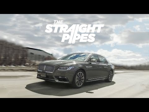 2017 Lincoln Continental Reserve Review - American Luxury