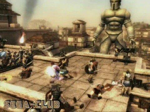 Spartan Total Warrior Gameplay YouTube