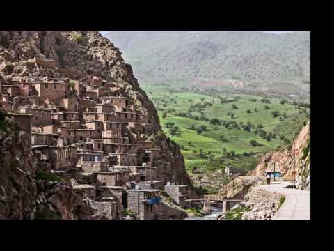 Округ Мариван в Иранском Курдистане