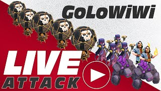 Live Attack #20: GoLoWiWi - Max King!
