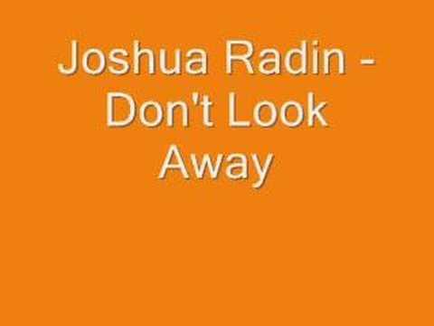 Joshua Radin - Don