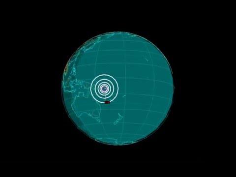EQ3D ALERT: 2/10/16 - 5.0 magnitude earthquake in the Solomon Sea