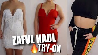 ZAFUL CLOTHING HAUL | TRY-ON