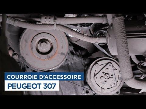 Changer une courroie alternateur accessoires videolike for Mercedes benz c380