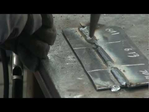 How to Select Rods for Arc Welding
