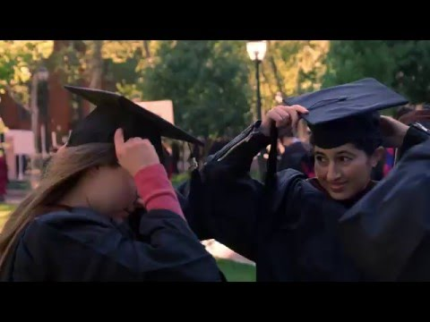The University of Pennsylvania Commencement 2016 Highlights
