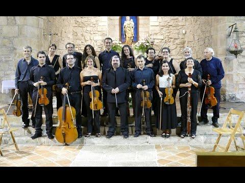 Conjunto barroco San Sebastian Antion. 2014 iraila