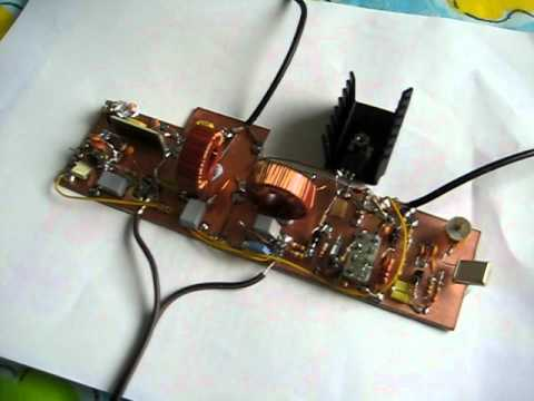137kHz QRP transverter by G3XBM