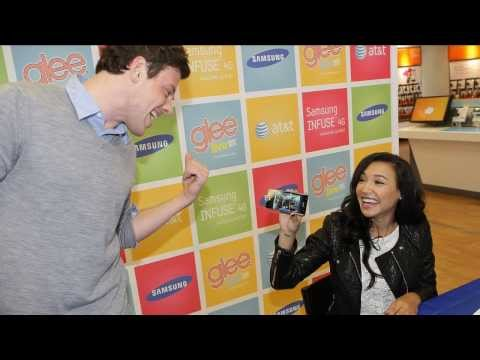 Cory Monteith & Naya Rivera Moments