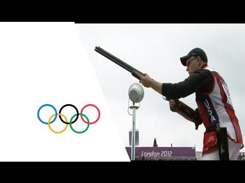 Hancock (USA) Wins Men's Skeet Shooting Gold -- London 2012 Olympics