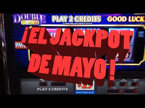 El Jackpot De Mayo! | Unexpected Jackpot On The  Double Gold Machine