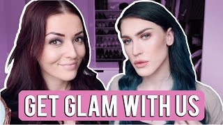 Get Glam with us ❤ met Jessie Maya! | Beautygloss
