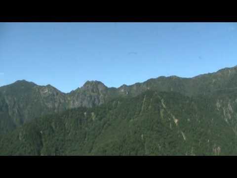 Japan Northern Alps / 新穂高ロープウェイ