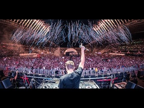 Martin Garrix - HIGH ON LIFE LIVE TOMORROWLAND 2018