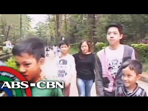 Travelers head to Baguio amid long weekend