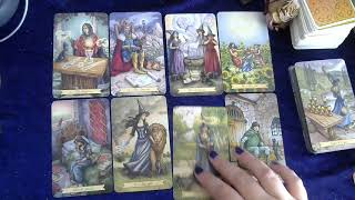 Virgo October Tarot Reading for 2017