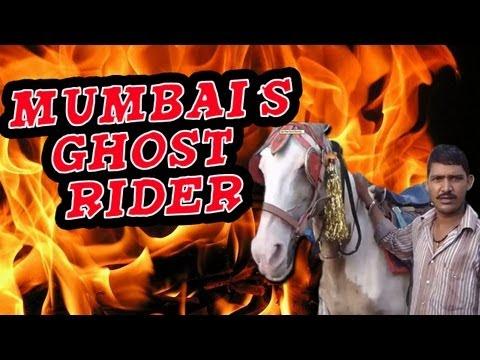 Crazy Horse Rider's Interview   Mumbai's Funniest Pranks   BombayBoy Pranks