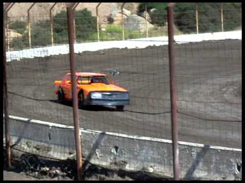 #37 Nick Braddy Super Stock Practice Barona Speedway 5-11-2013
