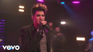 Клип Adam Lambert - Never Close Our Eyes (live)