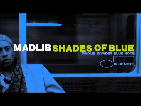 Madlib - Shades Of Blue [Full Album]