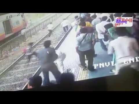 SHOCKING VIDEOS: HORRIBLE TRAIN ACCIDENT AT TILAKNAGAR RAILWAY STATION