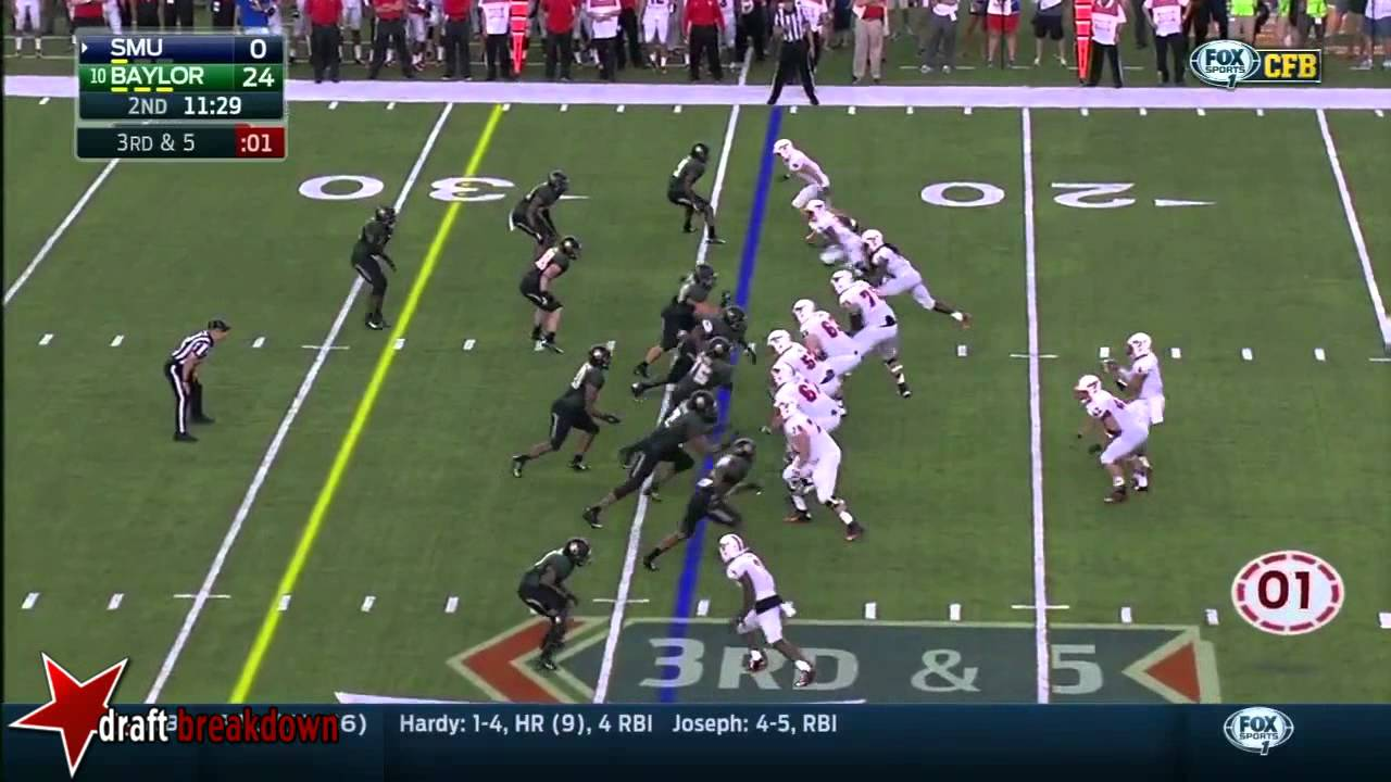 Shawn Oakman vs SMU (2014)
