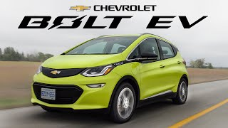 2019 Chevy Bolt EV Review - The Best Electric Car?