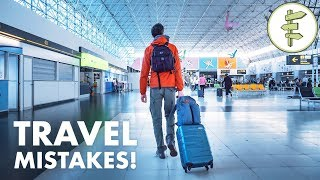 Top 5 Worst Travel Disasters & How to Avoid Them - Tips & Hacks