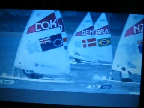 Irish  2012 Olympic Sailing  Commentator:  hilarious !!!