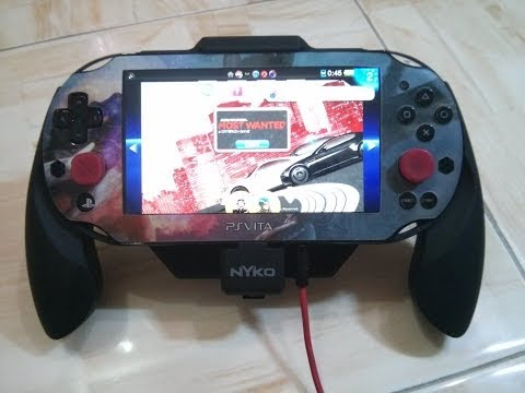 [BM]Ps Vita Need For Speed Most Wanted Review
