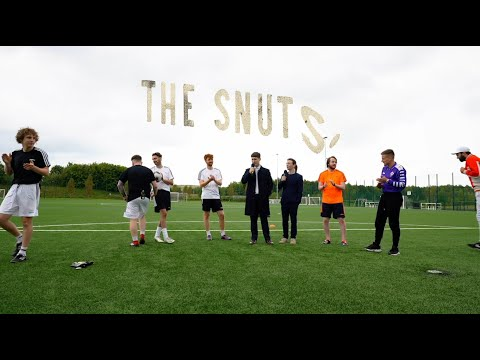 Download Lagu Football Drills with The Snuts.mp3