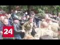Мэр Днепра после избиения националистов 9 мая создаст карательные отряды