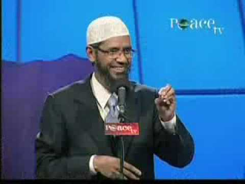 BILAL TUBE - Who Created God? Dr Zakir Naik answers-PEACETV