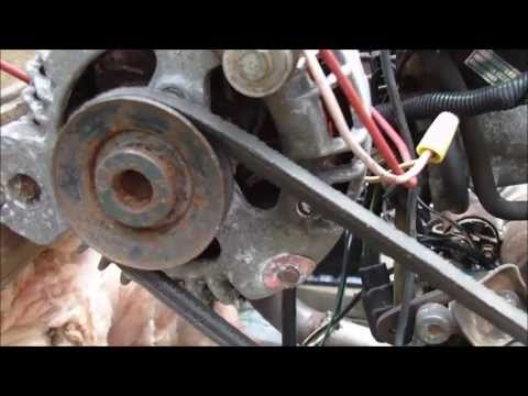 Watch How to get 120v AC out of a car alternator