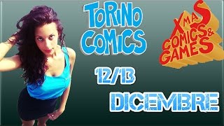AFTERMOVIE: TORINO COMICS 2015 CON I MATES