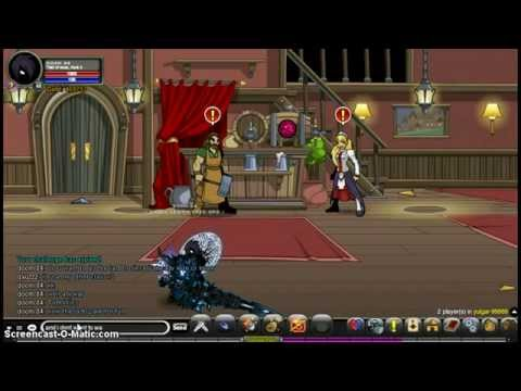 =AQW= Thief of hours vs Alpha Omega PvP