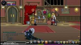 =AQW= Thief of hours vs Alpha Omega PvP