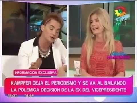 Nancy Pazos y Mercedes Ninci: ¡Guerra total en vivo!