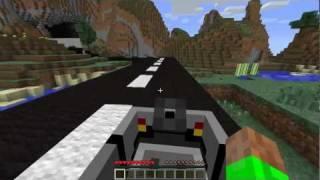Minecraft, 1.0, fahrzeug, pkw, auto, car, mod, craften, craft, tutorial, Mojang, Notch, Jeb_, Dner, DnerDrk, DnerMC, gameplay, lets, play, let's, show, zoom, h1, fraps, download, link, twitter, spotlight, vorstellung, review, erster, eindruck, german, deu
