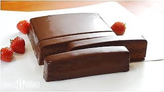 How much CHOCOLATE can YOU handle?! The most Chocolaty Rich Chocolate Cake