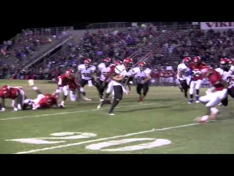 Clinton High School Arrow Football 2012: Be There
