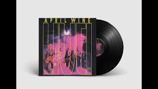 Watch April Wine Im On Fire For You Baby video