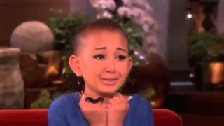 Remembering Talia on The Ellen DeGeneres Show 2013