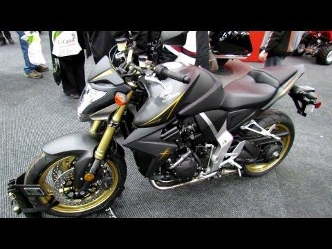 2013 Honda CB1000R Extreme - Walkaround - 2013 Quebec Motorcycle Show