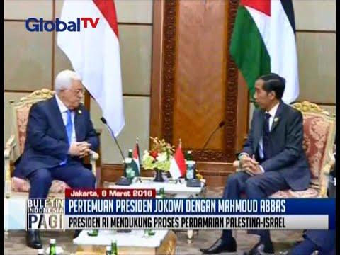 Presiden Joko Widodo bertemu Presiden Palestina Mahmoud Abbas - BIP 07/03