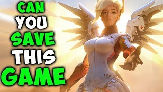 """HOW WOULD """"YOU"""" SAVE OVERWATCH?"""